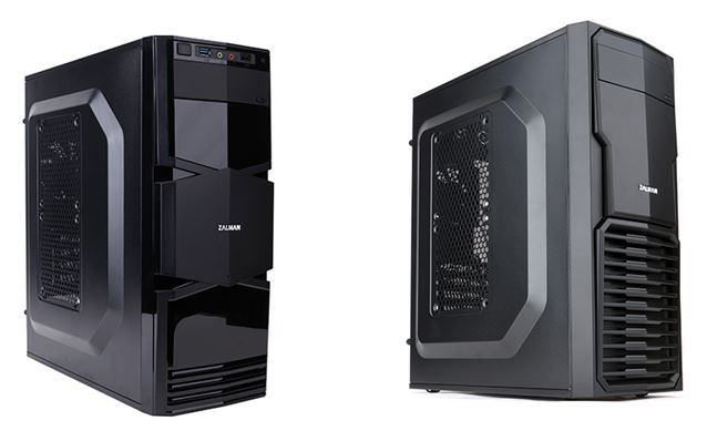 Zalman Desktop tower skrine